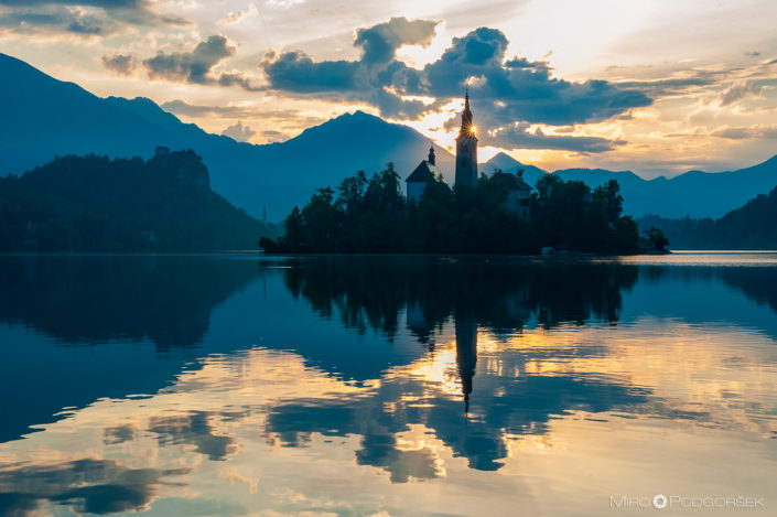 Bled Island and Castle
