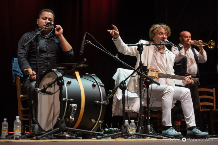 Goran Bregovic & Wedding and Funeral band