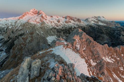 Mišelj vrh, Kanjavec
