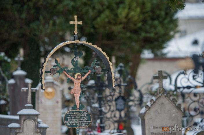 Pokopališče sv. Petra, Salzburg