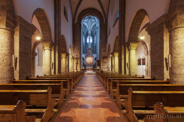 Salzburg, Franciscan Church
