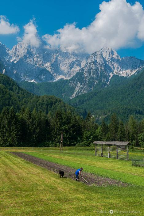 Martuljek, Julian Alps