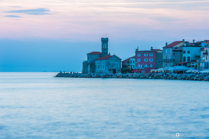 Piran lighthouse
