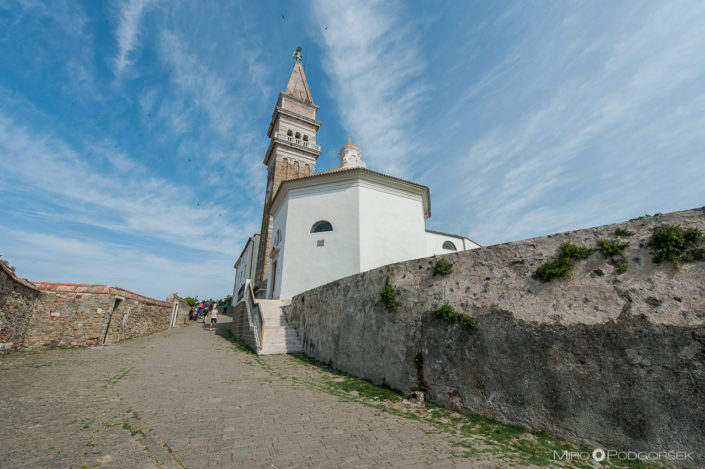 St. George's Parish Church, Piran