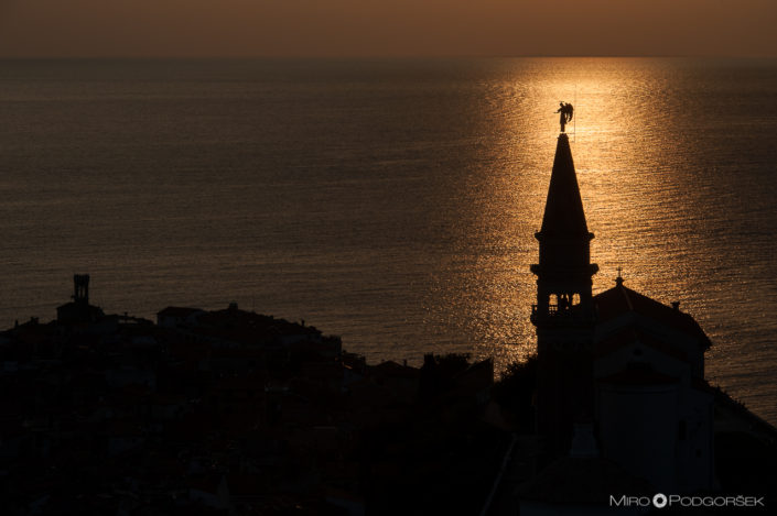 Church of St. George, Piran