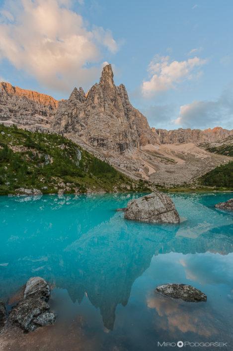 Lago di Sorapiss