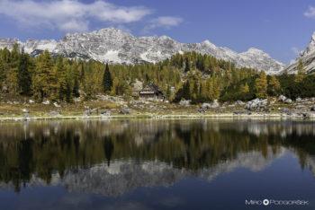 Koča pri Triglavskih jezerih