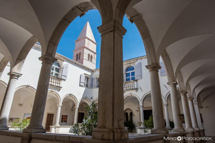 Piran, Minoritski samostan sv. Frančiška